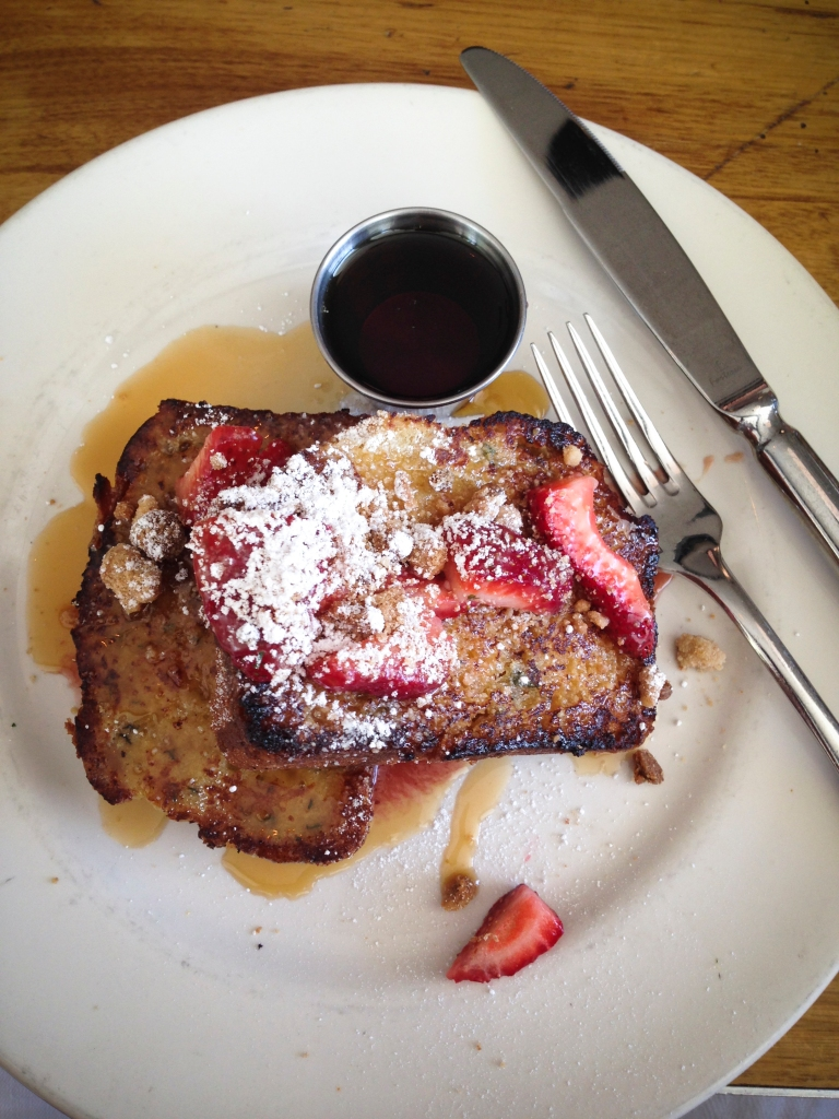 French Toast.  i die.