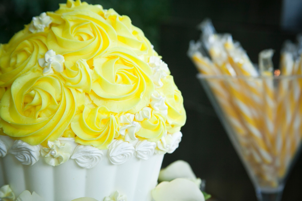 "The ""cake"""
