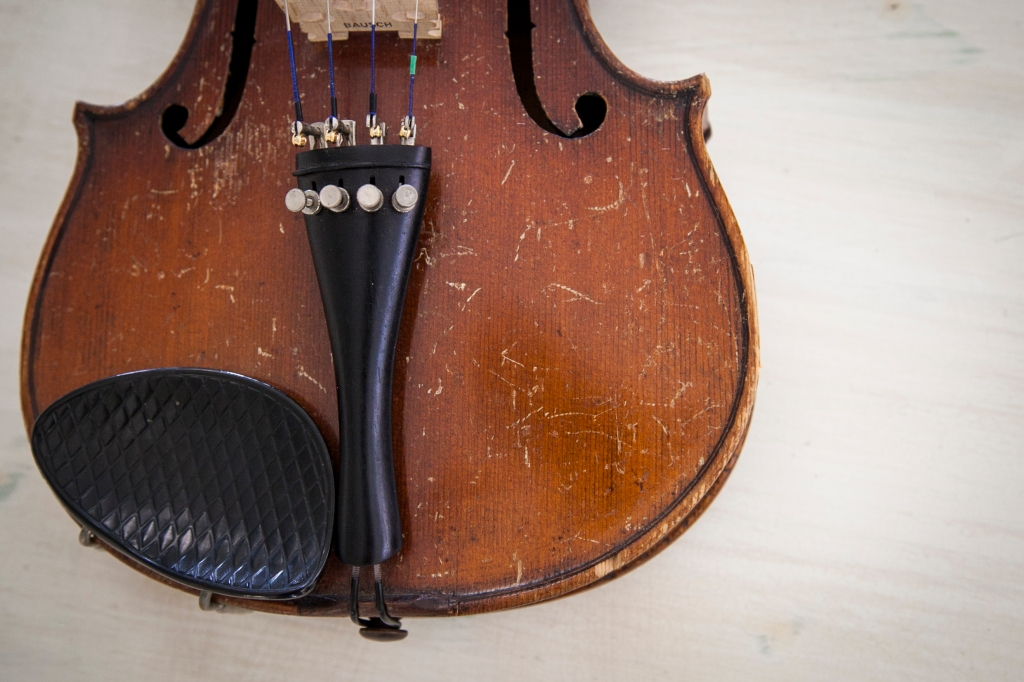 What stories would this violin tell?