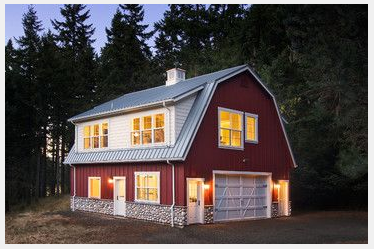 We will be building a barn/workshop, I LOVE this style. http://www.houzz.com/photos/280299/Barn-Studio-and-Loft-traditional-exterior-other-metro