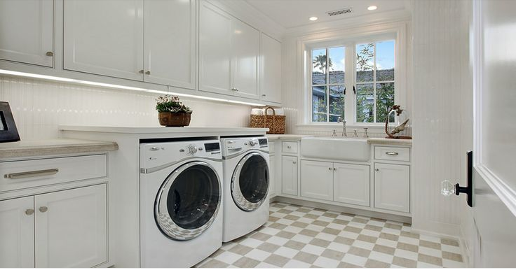 Is it weird to dream about a laundry room? I could wash and dry all day in this place! http://www.pattersoncustomhomes.com/portfolio/bayshore-drive-custom-home.php