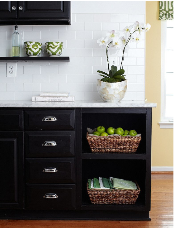 I love this idea of changing the hardware in a rental. Easy to replace when you leave and it really makes a nice upgrade in the meant time. This is a hint from The Every Girl blog. http://www.stylemepretty.com/living/gallery/picture/1397834/