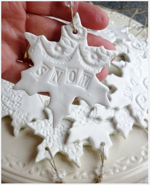 Ok, these are made of bone china and can be made to order from Etsy. I was thinking how fun would it be to make our favorite baking soda play dough and make something like this out of it.