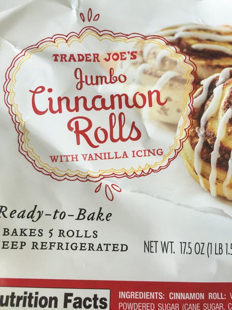 The rolls!
