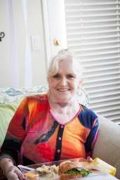 Kelsey's grandma