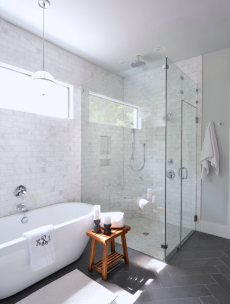 [houzz=http://www.houzz.com/photos/19269085/Forest-Hills-Modern-Farmhouse-transitional-bathroom-dallas]